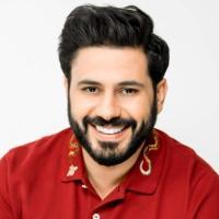 عبدالله بوشهري بالحجر الصحي بسبب كورونا