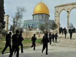 مذكرة احتجاج أردنية للكيان الصهيوني