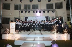 """حفل تخريج الفوج الثاني من طلبة الثانوية العامة في """"ميار الدولية"""" (صور)"""