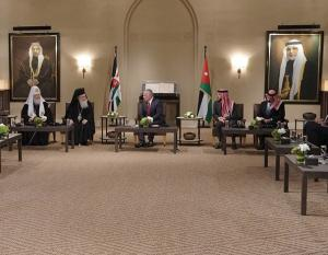 الملك: مستمرون في حماية المقدسات الإسلامية والمسيحية في القدس