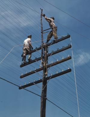 وفاة أحد عاملي شركة كهرباء اربد سقوطا