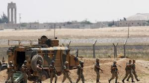 """""""سور الفرات"""" اول عملية برية تركية واسعة شمال سوريا"""