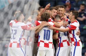 كرواتيا إلى الدور الـ16 على حساب اسكتلندا
