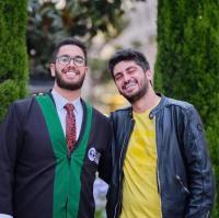 محمد جهاد ابو خديجة  ..  مبارك التخرج