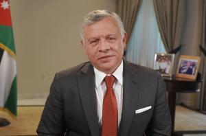 """الملك للشعب اللبناني :"""" لستم وحدكم"""""""