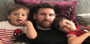 ميسي يرزق بطفله الثالث ويتغيب عن لقاء ملقا