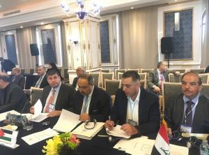 اجماع برلماني اسلامي على وصاية الأردن على القدس (صور)