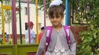 طفلة تفقد ذراعها بسبب العنف المستمر