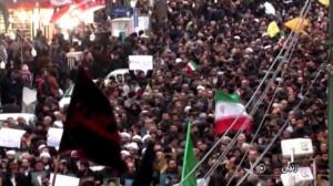 إيران تعلن مقتل 25 شخصا بالاحتجاجات الأخيرة