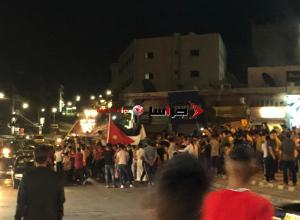 وقفة تضامنية مع فلسطين في القويسمة (صور)