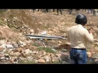 40 إصابة بقمع الاحتلال مسيرة في قلقيلية (فيديو)