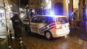 شرطة بروكسل تطلق النار على سائق بزعم محاولة تنفيذ عملية دهس
