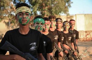 """كتائب القسام تعلن انطلاق مخيمات """"طلائع التحرير"""""""