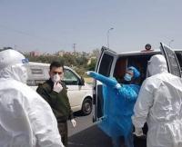 إرتفاع إصابات الكورونا في فلسطين الى 62