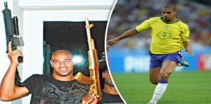 نجم البرازيل يقود عصابة مسلحة