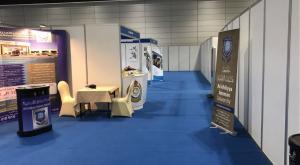 عمان الاهلية تشارك في مسقط بمعرض مؤسسات التعليم العالي
