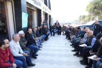 تجارة عمان:  تقاطع الحرية منطقة منكوبة ومتضرروها بقمة أولوياتنا