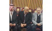 الزبن في بيت عزاء الشقيق الرابع من منقذي اطفال فيكتوريا  ..