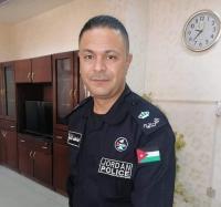 الرائد احمد ابو حشيش ابو اركان مبارك الترفيع