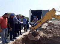 سلطة وادي الأردن تبدأ صيانة المنشآت المائية (صور)
