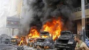مقتل 22 شخصا بانفجار سيارتين ملغومتين في ليبيا