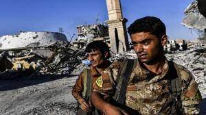 """سوريا: تطهير الرقة بالكامل من """"داعش"""""""