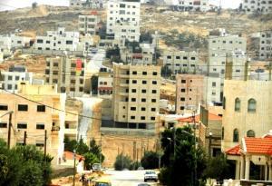 """أمام أمانة عمان  ..  شارع متصدع في"""" ام نواره """""""