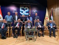 رئيس عمان الأهلية يترأس الاجتماع الأول للجنة المجالس باتحاد الجامعات