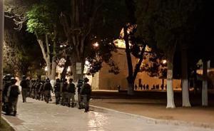 اعتقال 120 معتكفا باقتحام الاحتلال للأقصى