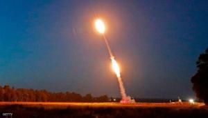 سقوط صاروخ على مستوطنات غلاف غزة