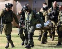 الاحتلال يعترف بمقتل ضابط واصابة اخر بغزة