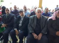 اللصاصمة يرعى معرض اللغة العربية بأكاديمية البوصلة