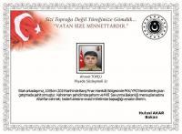 مقتل أول جندي تركي في عملية نبع السلام