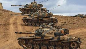 تركيا ترسل المزيد من الدبابات إلى سورية