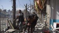 ارتفاع عدد قتلى تفجيري افغانستان الى 48