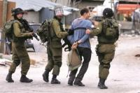 حملة اعتقالات تطال 19 فلسطينيا بالضفة