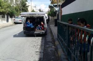 دورات في المعهد المروري لناقلي الطلبة بالحافلات الخاصة