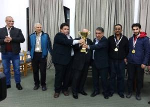 نتائج أندية بطولة المملكة للشطرنج 2019