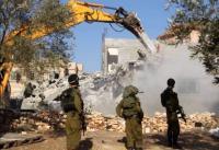 حملات هدم وجرف للمنازل في القدس