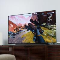 أول تلفاز في العالم بشاشة مرنة قابلة للطي (فيديو)