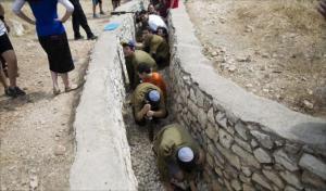 """""""إسرائيل"""" تدرب المستوطنين على الهرب"""