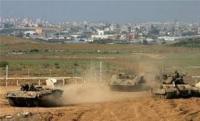 الاحتلال يتوغل شمالي وجنوبي قطاع غزة