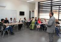 """تدريب طلبة """"عمان العربية"""" على كتابة المشاريع (صور)"""