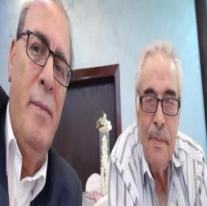 توقيف الكُتّاب عباسي وحجازين
