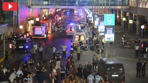 تركيا  ..  انتحاريو المطار روسي وقرغيزي وأوزبكي