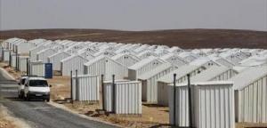 اصابة ثلاث اطفال بالحصبة في مخيم الازرق للاجئين السوريين