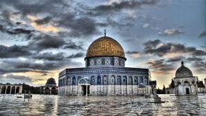 طيار أردني للمسافرين: سنحلق فوق القدس العاصمة الفلسطينية