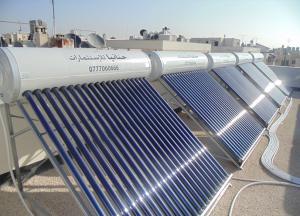 تزويد 26 الف منزل بسخانات شمسية مدعومة