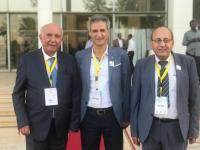 د. العبادي أمينا عاما مساعدا للرابطة العربية لأطباء الجلدية