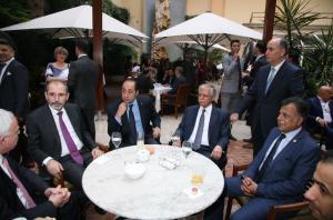 بحضور الصفدي، السفارة الاردنية في مدريد تحتفل بعيد الاستقلال (صور)